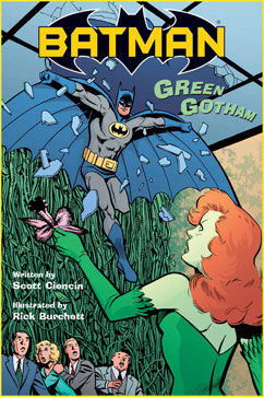 Cover for Green Gotham