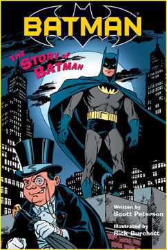 Cover for The Story of Batman