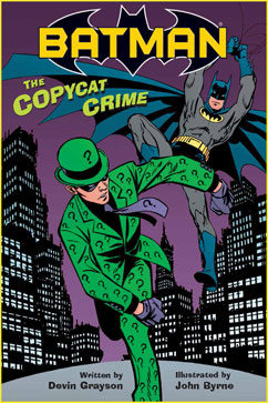 Cover for The Copycat Crime