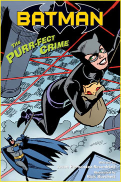 Cover for The Purr-fect Crime