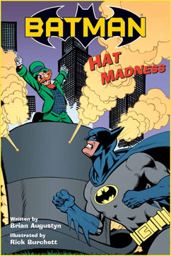 Cover for Hat Madness