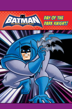 Cover for Day of the Dark Knight