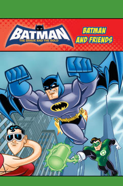 Cover for Batman and Friends