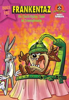 Cover for Frankentaz