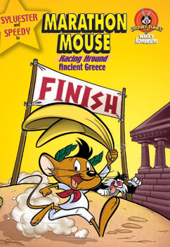 Cover for Marathon Mouse