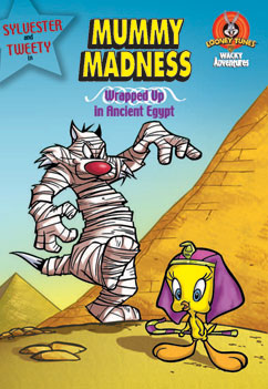 Cover for Mummy Madness