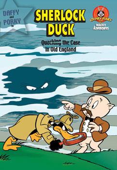 Cover for Sherlock Duck