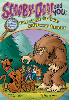 Cover for The Case of the Bigfoot Beast