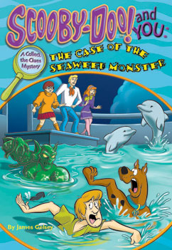 Cover for The Case of the Seaweed Monster