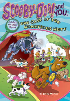 Cover for The Case of the Monstrous Mutt