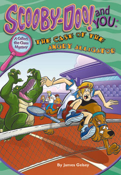 Cover for The Case of the Angry Alligator