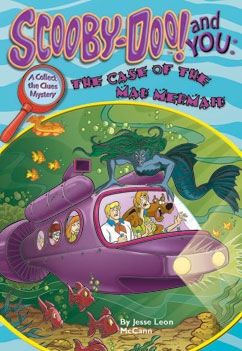 Cover for The Case of the Mad Mermaid