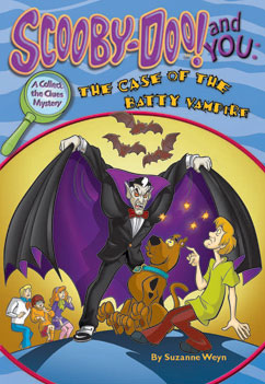 Cover for The Case of the Batty Vampire