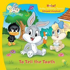 Cover for Baby Looney Tunes: To Tell the Tooth