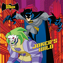Cover for The Batman: Joker's Wild