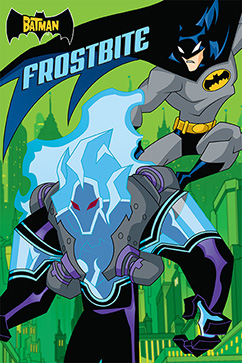 Cover for The Batman: Frostbite
