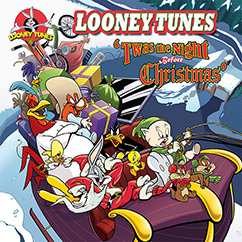 Cover for Looney Tunes: 'Twas the Night Before Christmas
