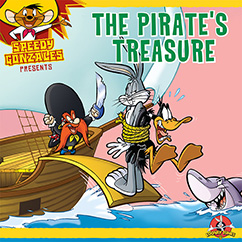 Cover for Looney Tunes: The Pirate's Treasure