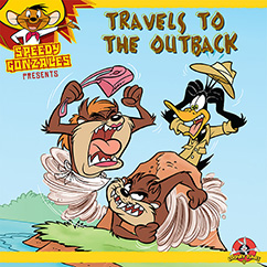 Cover for Looney Tunes: Travels to the Outback