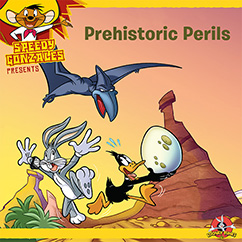 Cover for Looney Tunes: Prehistoric Perils