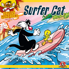Cover for Looney Tunes: Surfer Cat