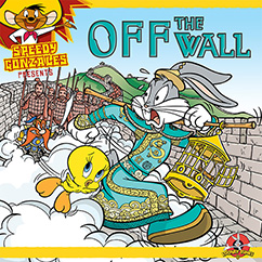Cover for Looney Tunes: Off the Wall