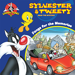 Cover for Tweety & Sylvester: Fangs for the Memories