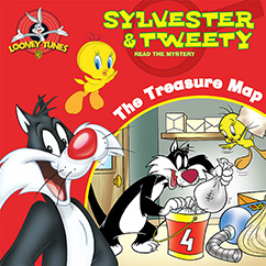 Cover for Tweety & Sylvester: Treasure Map