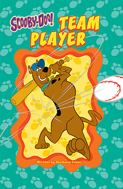 Cover for Scooby-Doo: Team Player