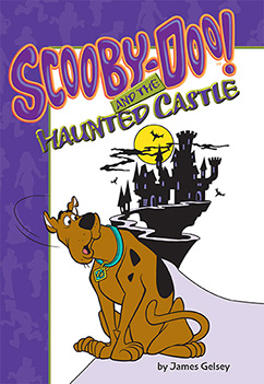 Cover for Scooby-Doo and the Haunted Castle