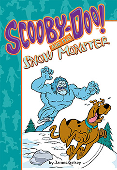 Cover for Scooby-Doo and the Snow Monster