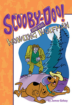 Cover for Scooby-Doo and the Howling Wolfman