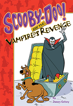 Cover for Scooby-Doo and the Vampire's Revenge