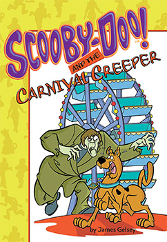 Cover for Scooby-Doo and the Carnival Creeper