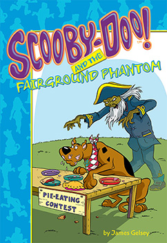 Cover for Scooby-Doo and the Fairground Phantom