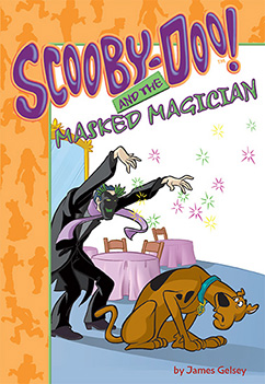 Cover for Scooby-Doo and the Masked Magician