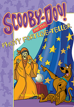 Cover for Scooby-Doo and the Phony Fortune-Teller
