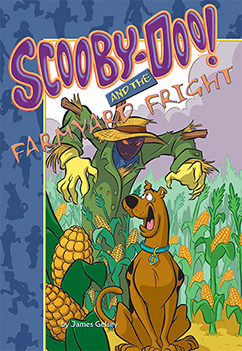 Cover for Scooby-Doo and the Farmyard Fright