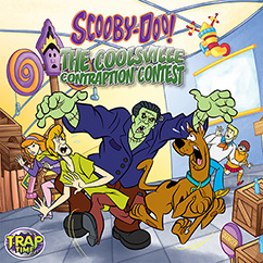 Cover for Scooby-Doo: The Coolsville Contraption Contest