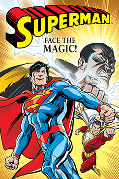 Cover for Superman: Face the Magic