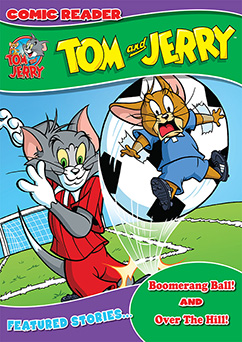 Cover for Tom and Jerry: Boomerang Ball/Over the Hill