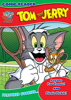 Cover for Tom and Jerry: Anyone for Tennis?/Picnic Pickle