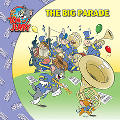 Cover for Tom and Jerry: The Big Parade