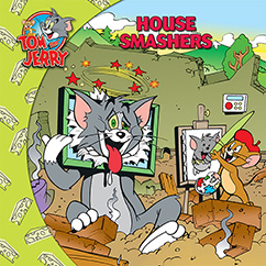 Cover for Tom and Jerry: House Smashers