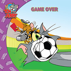 Cover for Tom and Jerry: Game Over