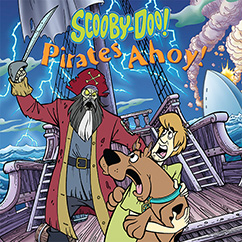 Cover for Scooby-Doo: Pirate's Ahoy