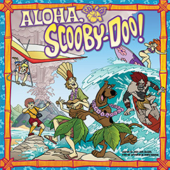 Cover for Aloha, Scooby-Doo!