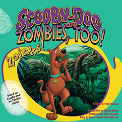 Cover for Scooby-Doo and Zombies, Too!