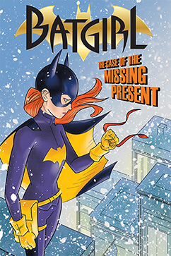 Cover for Batgirl: The Case of the Missing Present
