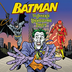 Cover for Batman: The Joker's Unwelcome Party